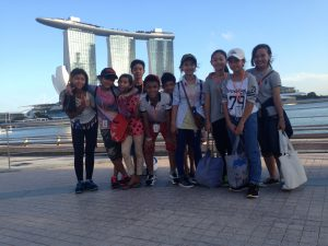 We never forget here Singapore love you so much!!!!